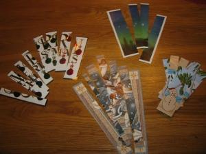 Christmas Card Bookmarks 003